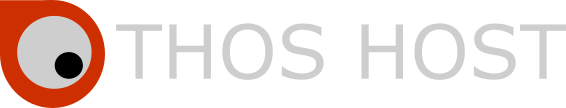 ThosHost logo
